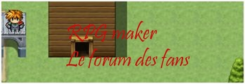 rpg maker Index du Forum