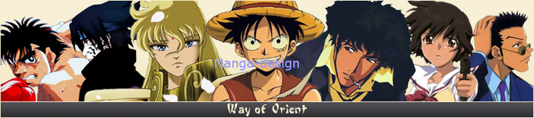 Manga-design Index du Forum