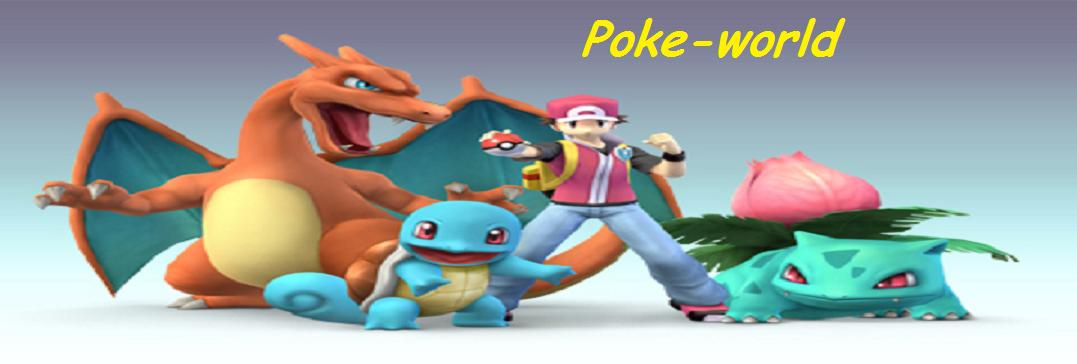 poke world Index du Forum