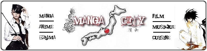 MANGA-CITY Index du Forum