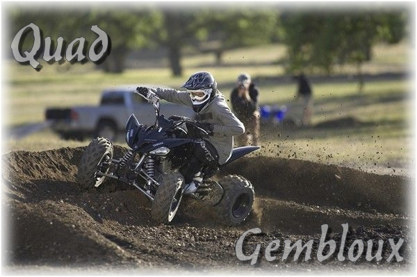 Quad Gembloux Index du Forum