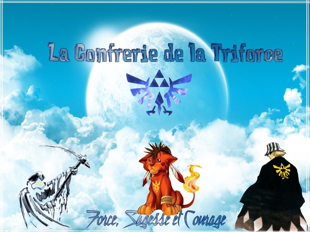 La Confrérie de la Triforce Index du Forum