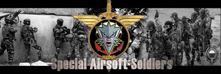 spécial airsoft soldiers Index du Forum
