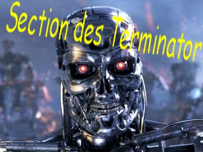 Section des Terminator Index du Forum