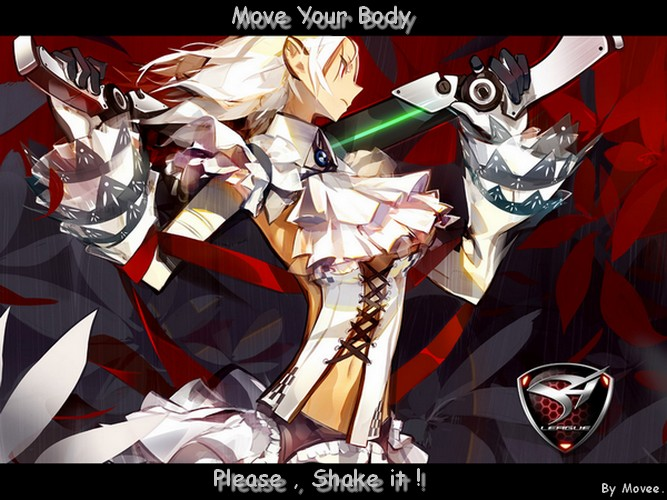 Move Your Body ! Index du Forum