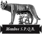 Membre S.P.Q.R.