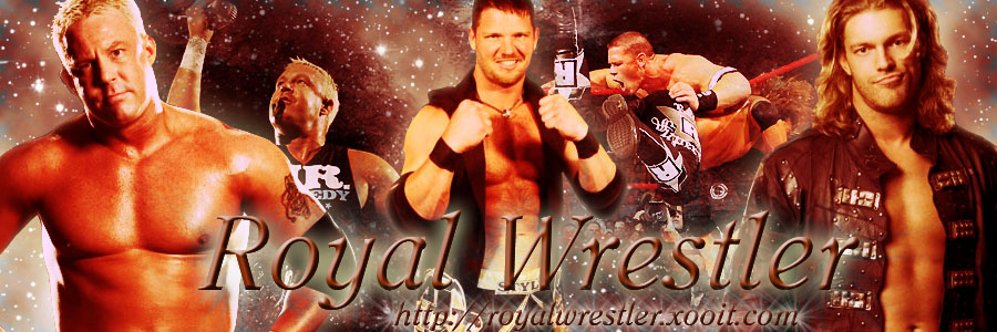 Forum catch -> Royal Wrestler Index du Forum