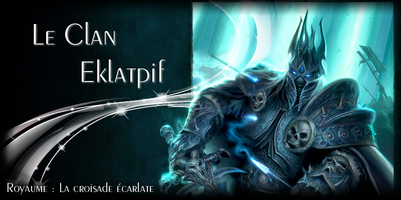 Clan Eklatpif Index du Forum