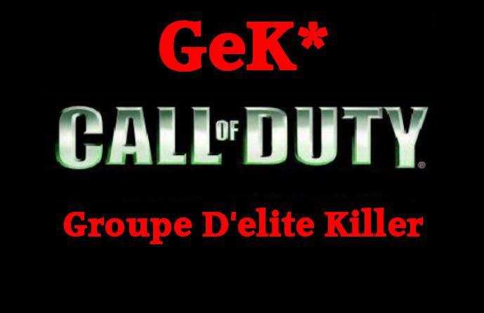 team GeK Index du Forum