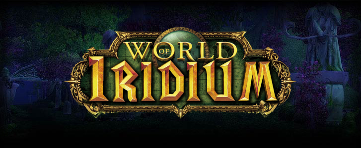 Iiridium Index du Forum