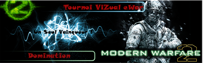 tournoi vizual ewar Index du Forum