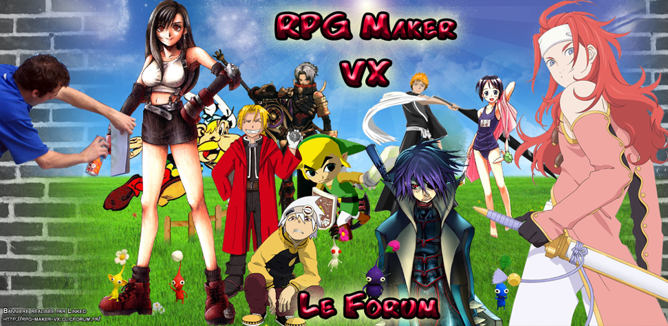 Rpg maker VX Index du Forum