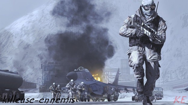 team modern warfare 2 Index du Forum