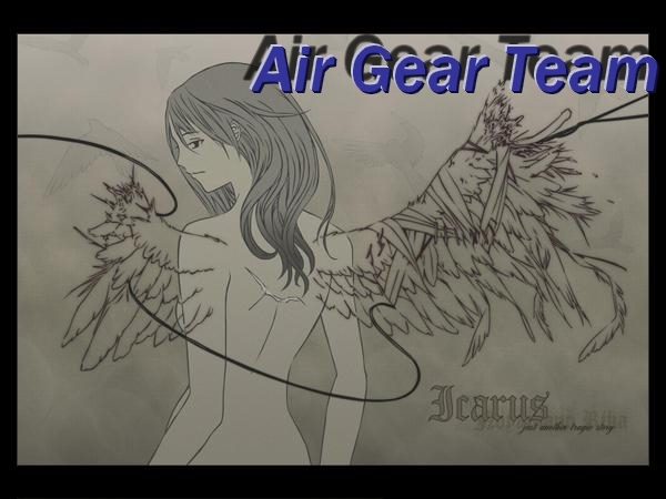 Air Gear Team Forum Index