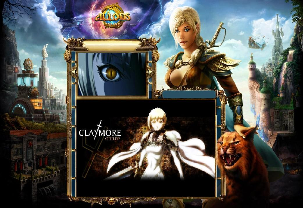 Guilde Claymore Index du Forum