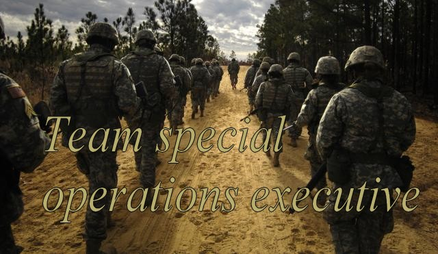 special operations executive Index du Forum