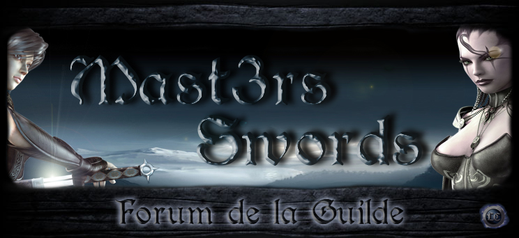 Mast3rs Swords Index du Forum