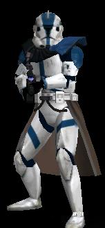 Comandant clone