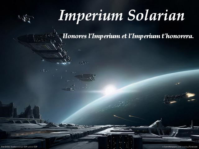 Imperium Solarian Index du Forum