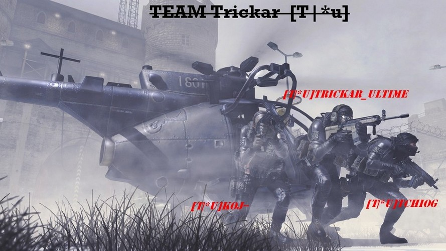 trickar mw2 Index du Forum
