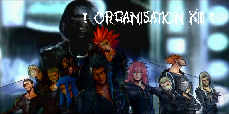 Organisation XIII Index du Forum