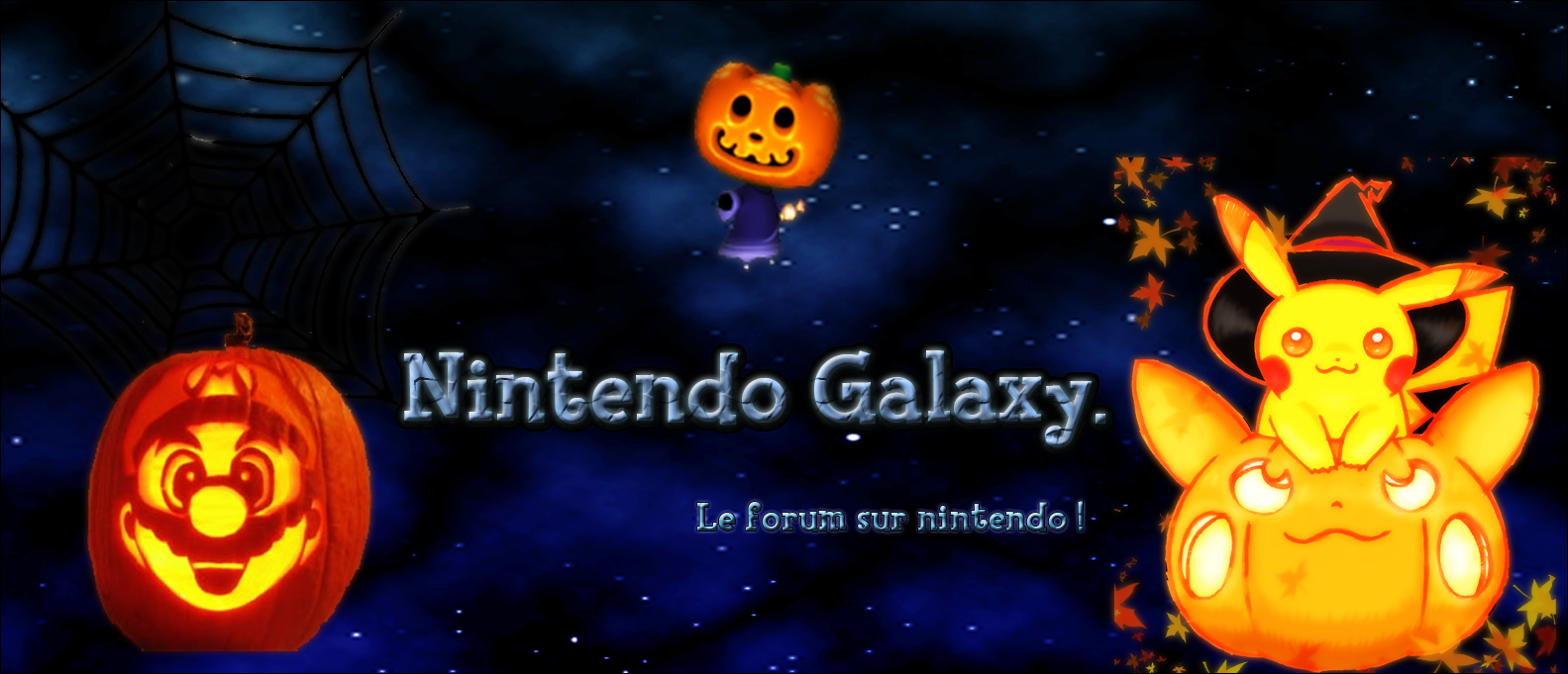 Nintendo Galaxy Index du Forum