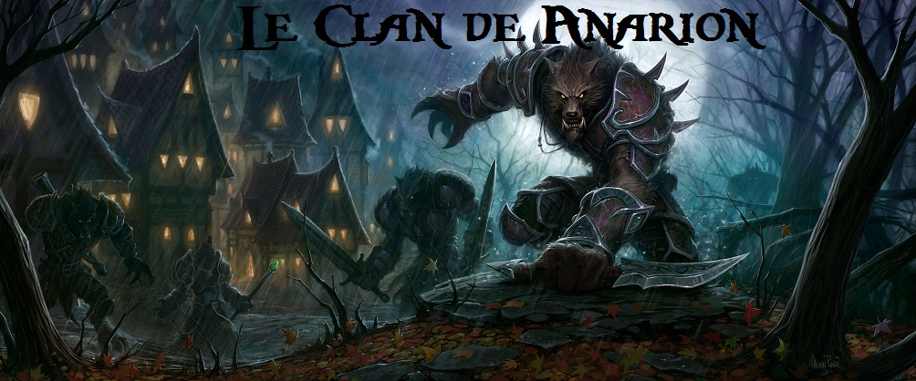 le clan de anàrion Index du Forum