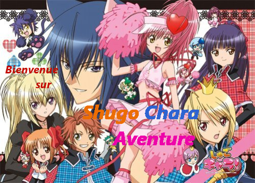 Shugo Chara Aventure Index du Forum