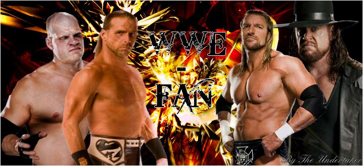 WWE fan Index du Forum