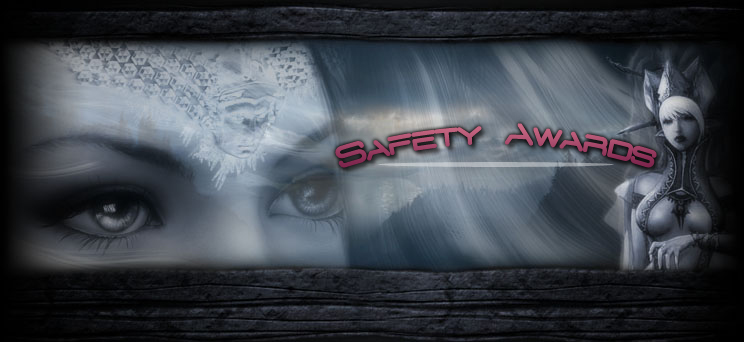 Safety Awards Index du Forum