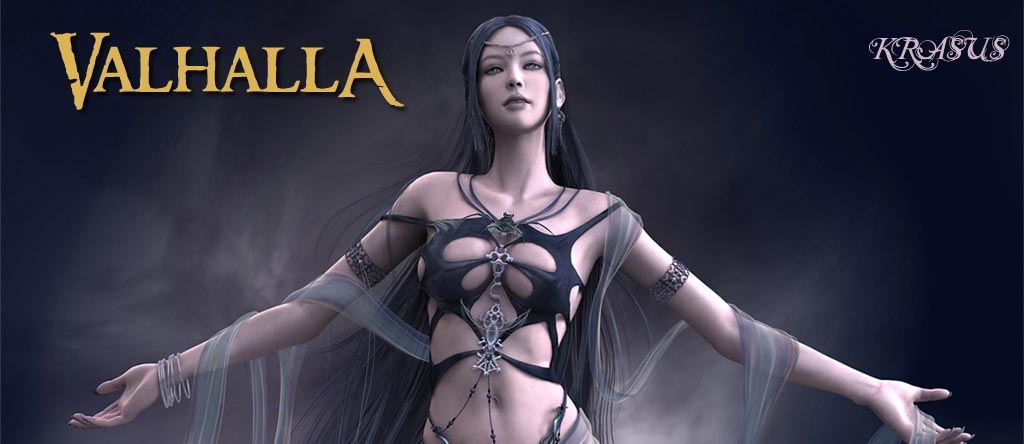 VALHALLA - krasus Index du Forum