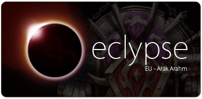 Guilde Eclypse Forum Index