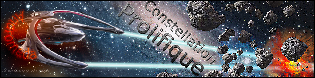 Constellation Prolifique Index du Forum