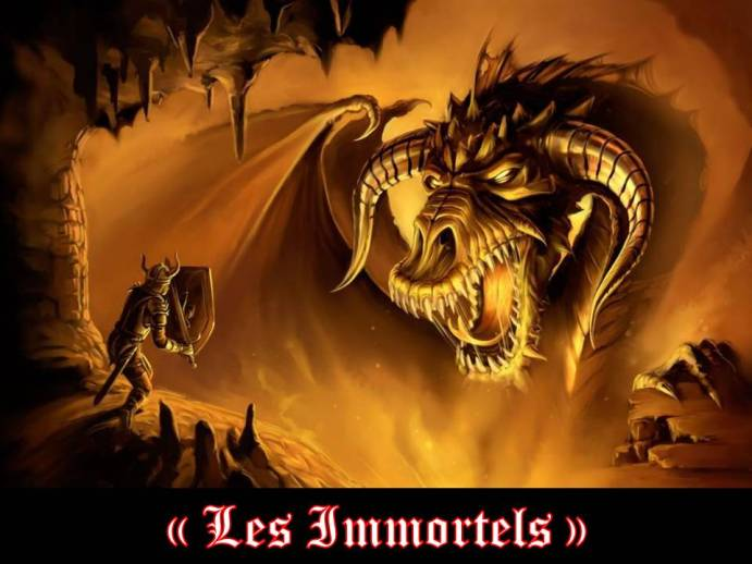 Les Immortels S2 Index du Forum