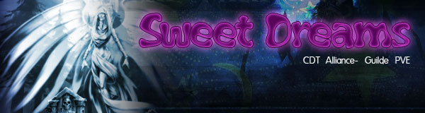 La guilde Sweet Dreams Forum Index