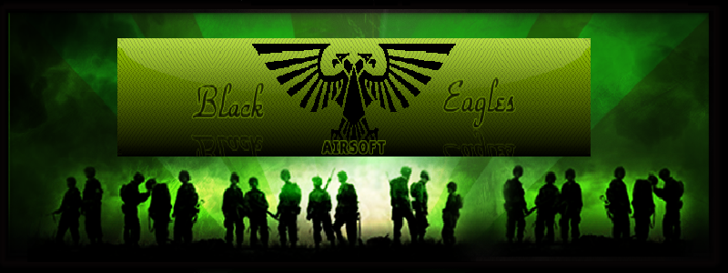 black eagles airsoft Index du Forum