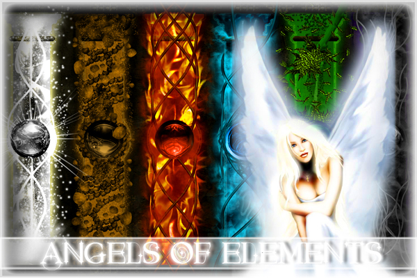 Angels of Elements Index du Forum