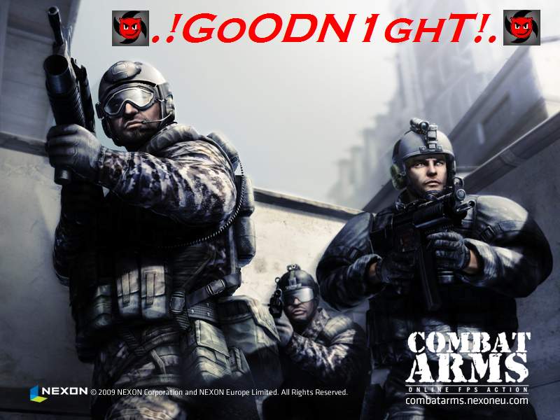 forum de la team .!goodn1ght!. dans combat arms eu Index du Forum