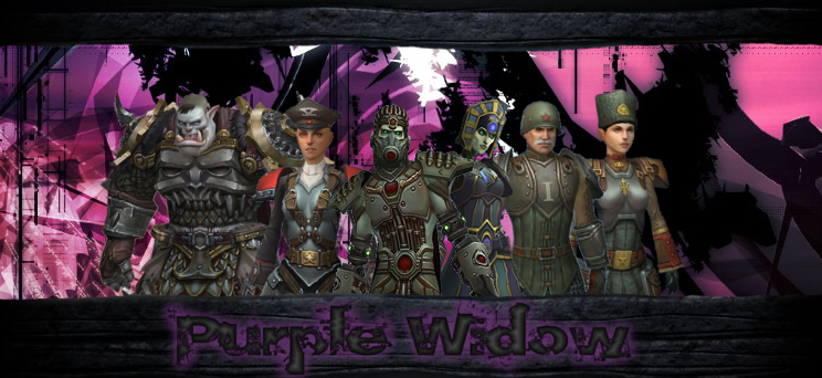 Purple Widow Index du Forum