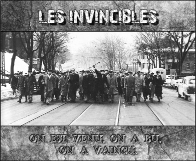 LES INVINCIBLES Forum Index