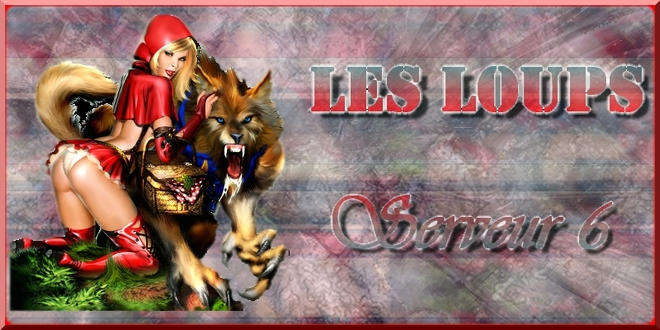 les loups du s6 Index du Forum