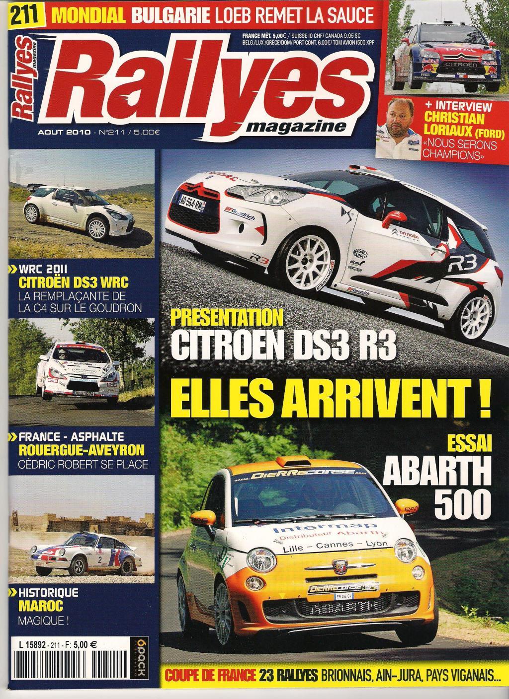 Rallye magazin