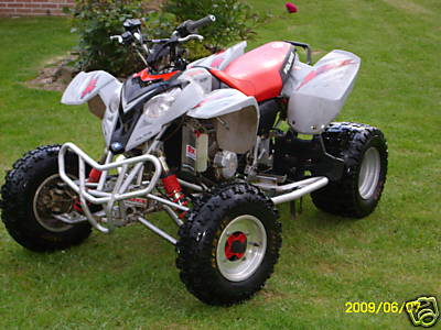 quad polaris marseille