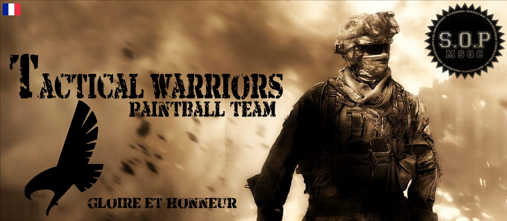 TACTICAL . WARRIORS Index du Forum