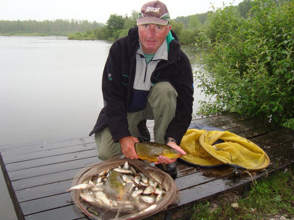 Vidéo la pêche au début de mai à astrakhani
