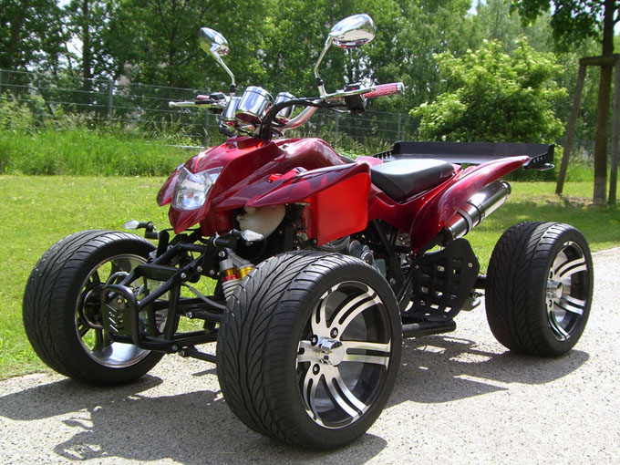 CHINESE QUAD :: quad atv 250