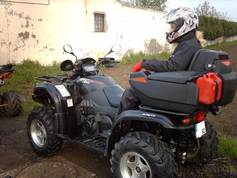 quad puma 500 prix
