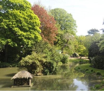 Passions et partage les jardins dans les villes for Jardin vauban lille