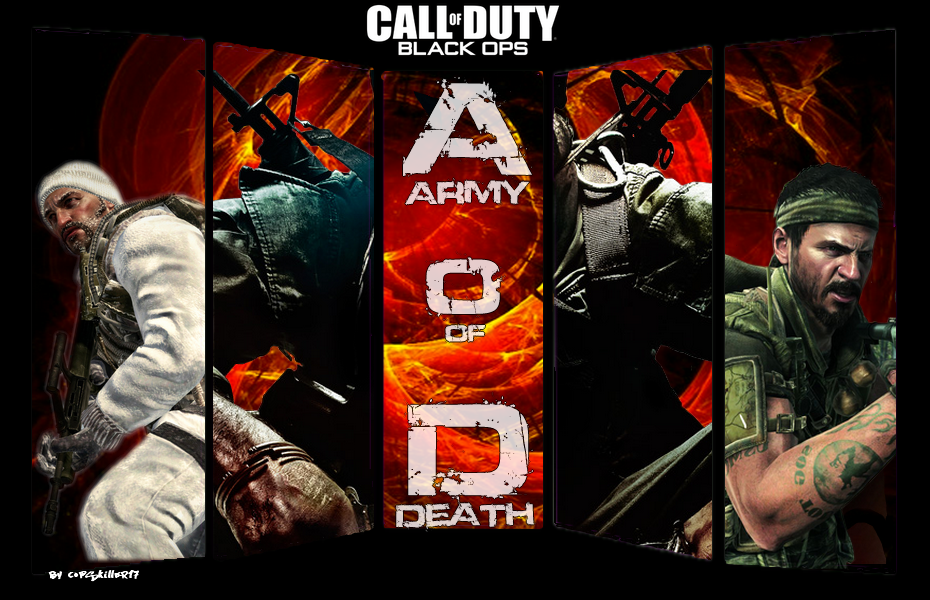 Army Of Death [AoD] Index du Forum