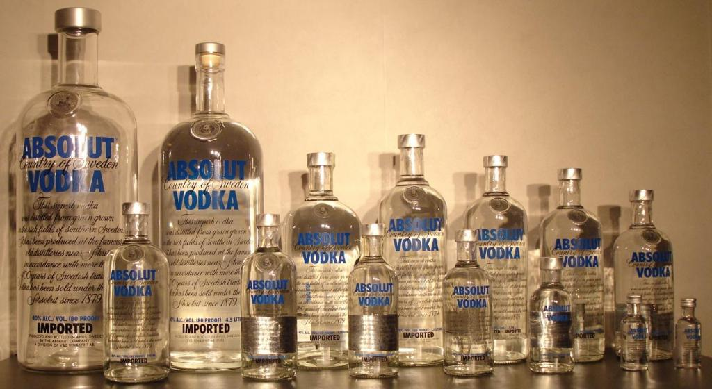 absolut vodka sizes